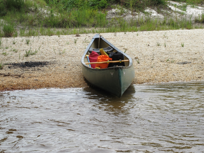 Milton Canoe Trips