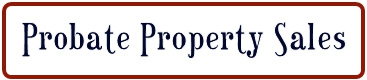 probate property sales