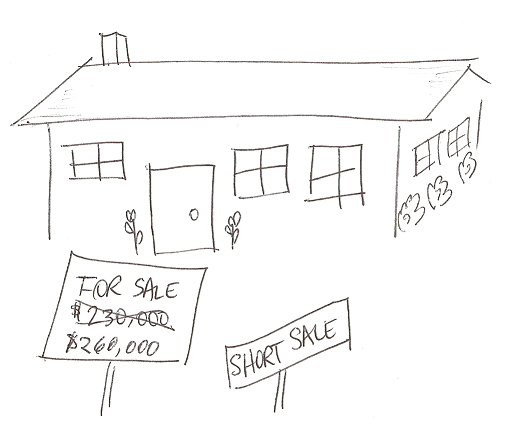 fha underwriting guidelines for short sales