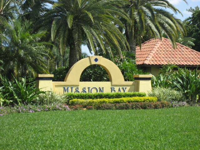 Mission Bay Boca Raton Florida Non Gated And Gated