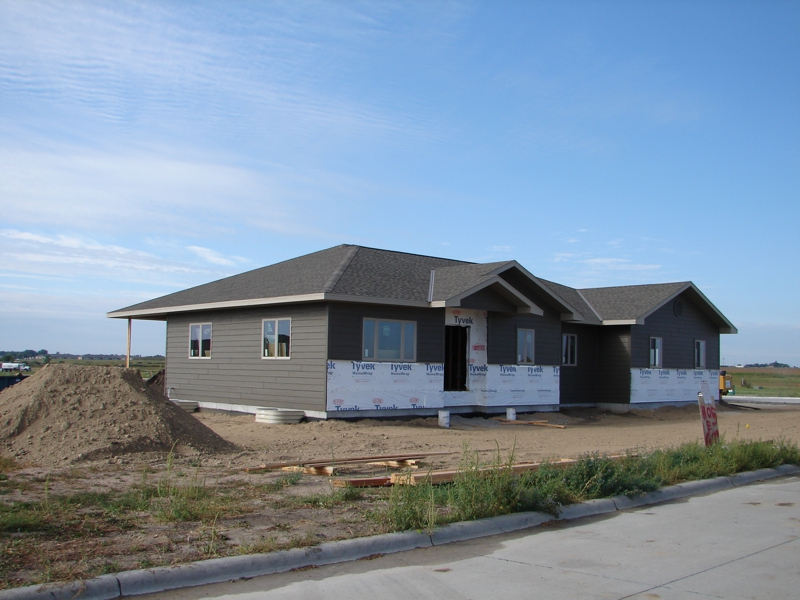 Homes Are Going Up In Remington Heights In Kearney Ne