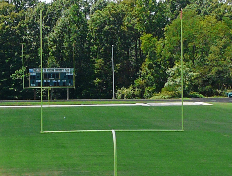 Woodbridge High School Football Goals