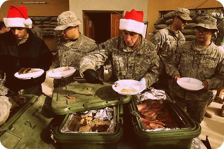 soldiers Christmas