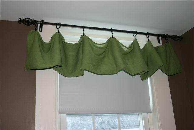 Finished Valance