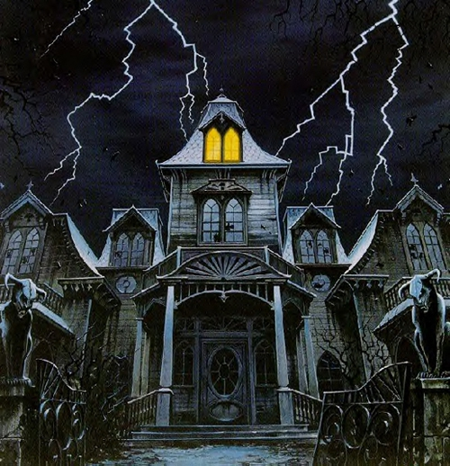 Haunted House York University: Haunted Houses, Haunted Jails And Haunted Castles In The