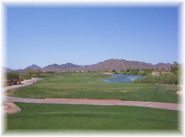 Cave Creek Golf Course Homes