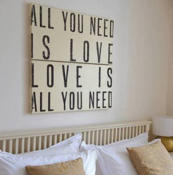 All You Need is LOVE - Mel Peterson
