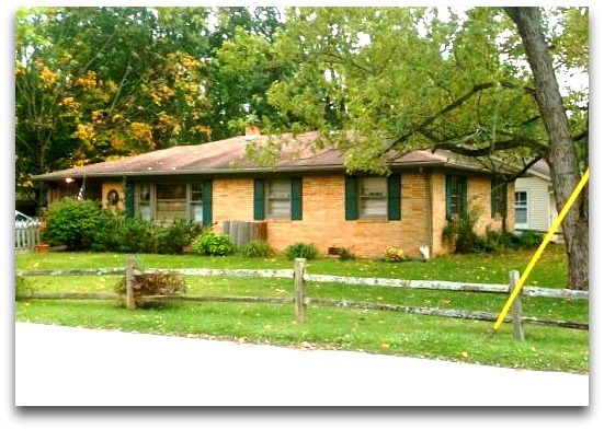 just listed zionsville indiana home near downtown