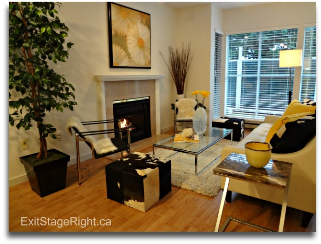 Vancouver Home Staging-After Photos
