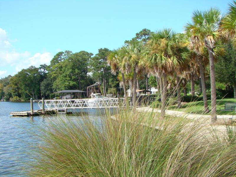 Park in Jacksonville Florida