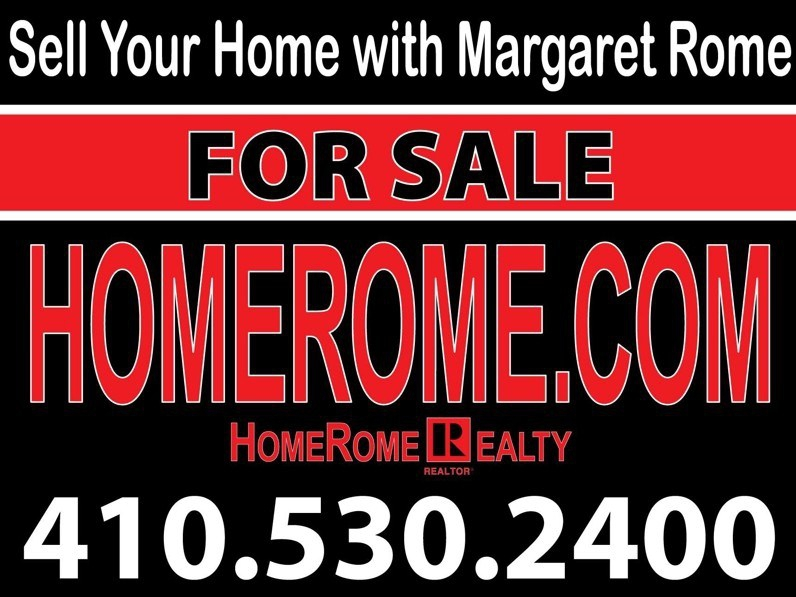 410 530 2400 Sell Your Home With Margaret Rome