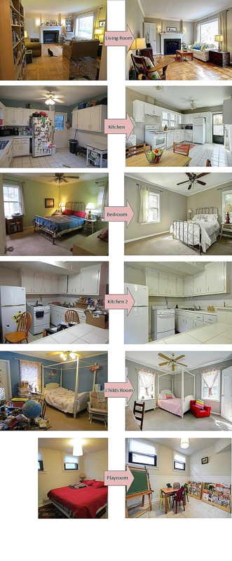 Design2Sell before and after