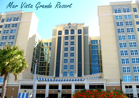 Mar Vista Grande Condos in North Myrtle Beach