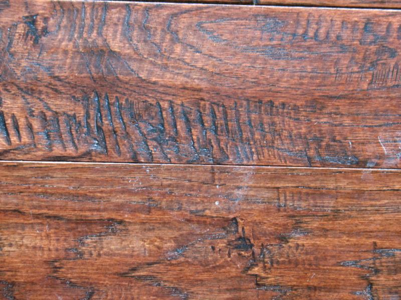 Stressed Wood Floors Are Popular