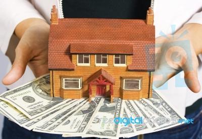 house & money