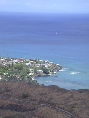 Photo of Black Point near Diamond Head