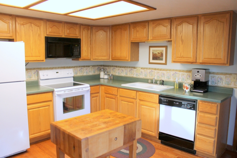 Kitchen granite upgrade on a budget q a for Kitchen upgrades on a budget
