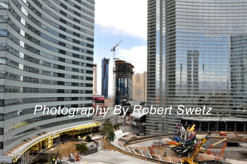 City Center Las Vegas by Robert Swetz