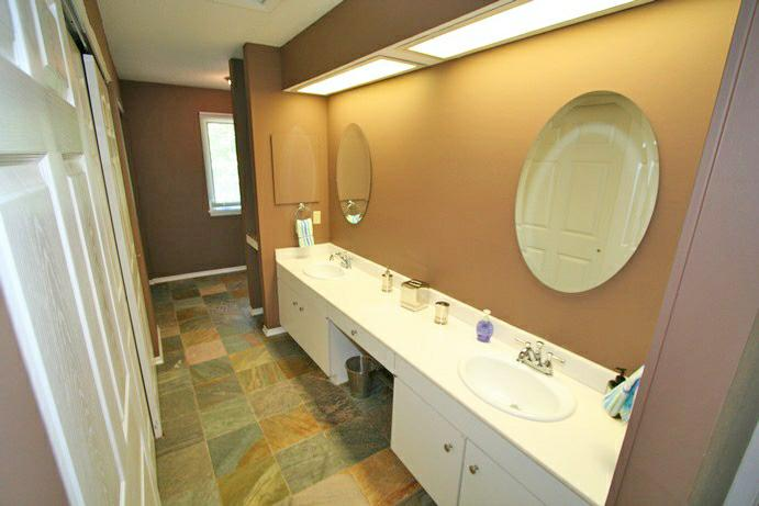 berkshire - master bath