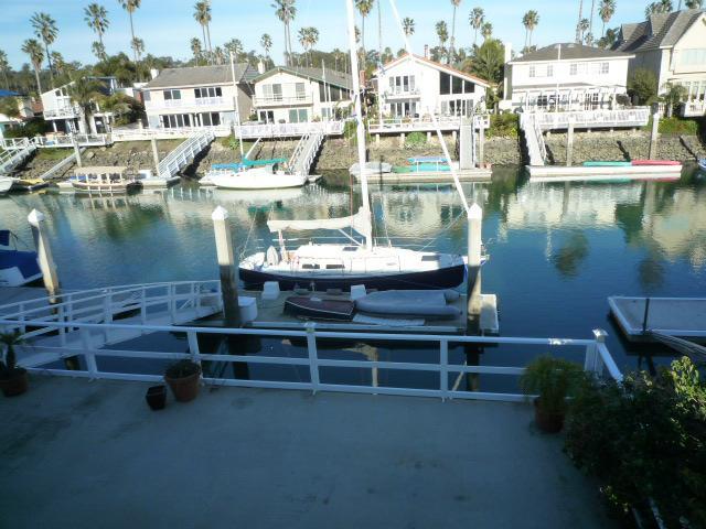 Ventura keys boat dock home for sale for 4 church terrace docking