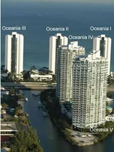 Oceania I- Oceania V  Sunny Isles Beach - SIB Realty 305-931-6931 www.SIBRealty.com