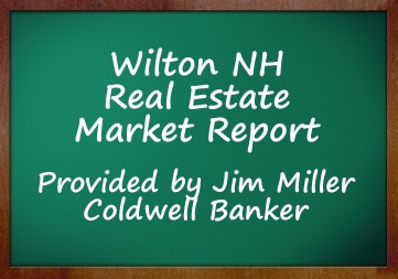 Wilton New Hampshire Real Estate Market Report 3rd Quarter 2011 Single Family Homes