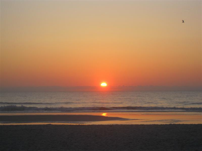 Sunrise Jacksonville Beach