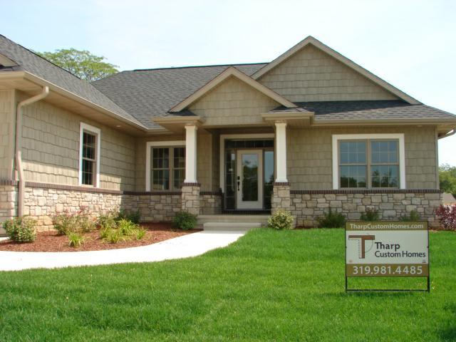 New listing 5915 river parkway ne for Custom home builders central arkansas