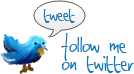tweet follow me on twitter