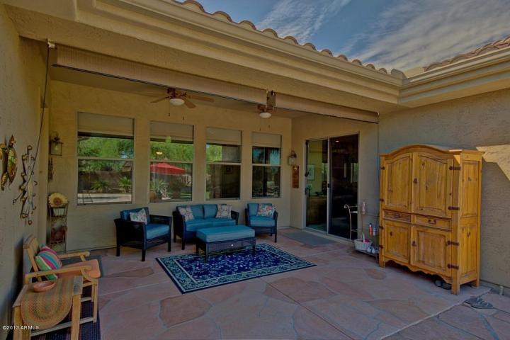 Corner lot basement pool home for sale in alma school for Homes with basements in arizona