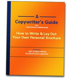 How to Write & Lay Out Your Own Personal Brochure