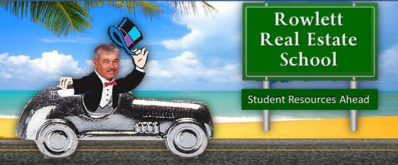 Rowlett Real Estate School  Student Resours