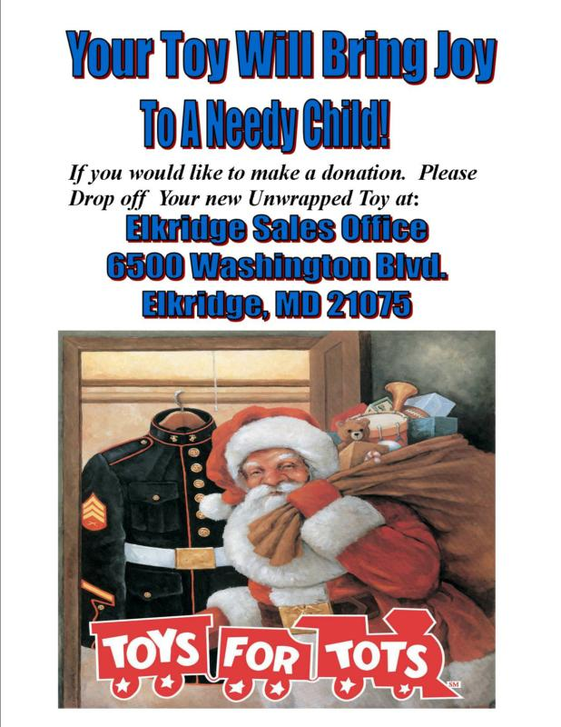 Toys For Tots Drive : Toys for tots toy drive