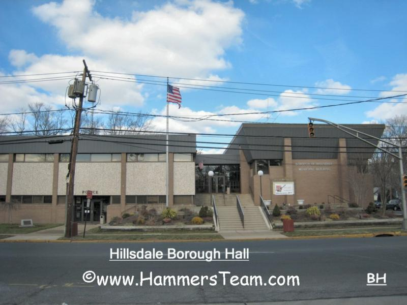Hillsdale Borough Hall