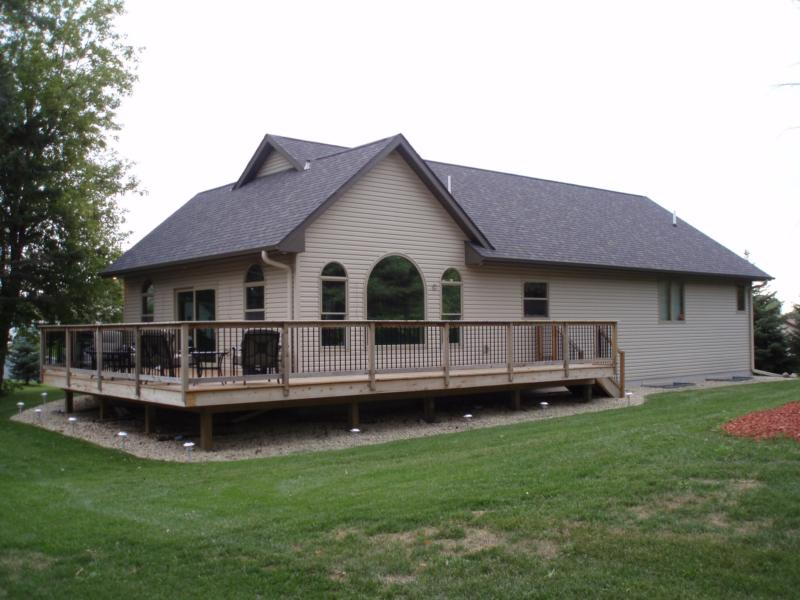 Gorgeous executive rambler home for sale in buffalo mn for Rambler homes for sale