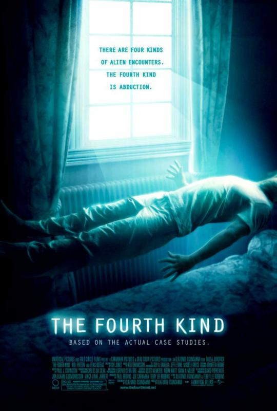 """The Fourth Kind"""