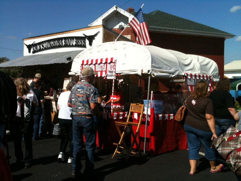 Apple Butter Days in Mt. Vernon, Mo