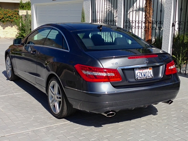 For Sale 2011 Mercedes Benz E350 Coupe Still Under Factory Warranty