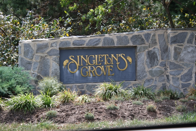 Singletons Grove homes for sale