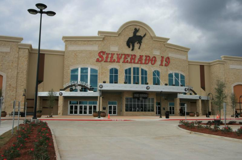 Silverado 19 Theatre With IMAX Opens Just To The South Of Tomball TX