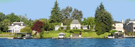 Lake Washington Waterfront Home
