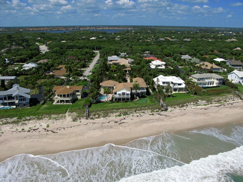 Sales Are Up On the Barrier Island Of Vero Beach Florida