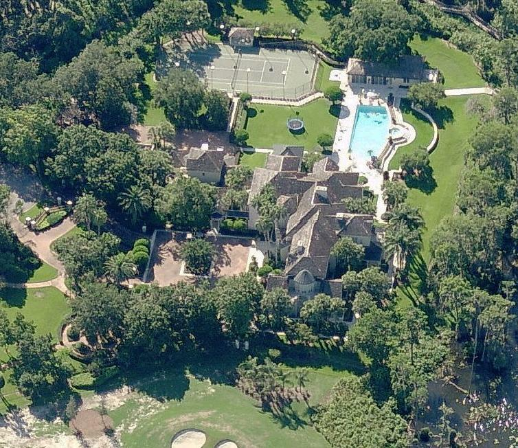 Top 10 Celebrity Homes in Florida - Telegraph Today