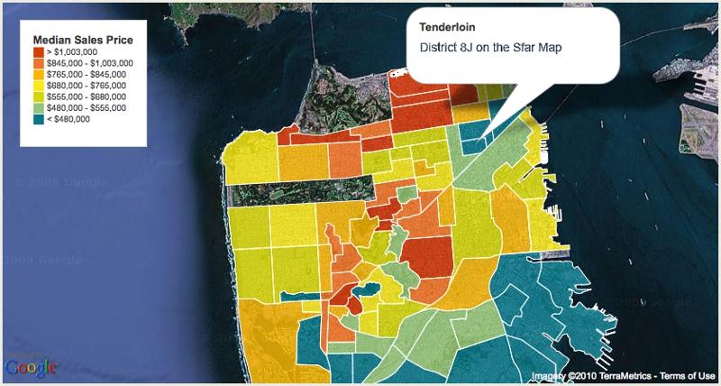 The Tenderloin San Francisco CA 94102