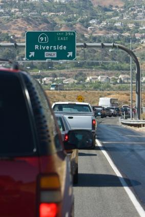California, Riverside 91 Eastbound Freeway Closure You Need