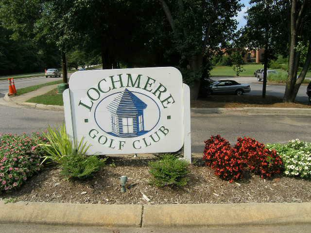 Golf Club at Lochmere Subdivision in Cary NC