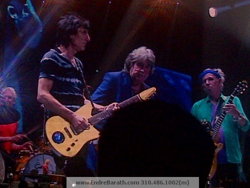 The Best Rock & Roll Band of our life time the Rolling Stones, Endre Barath