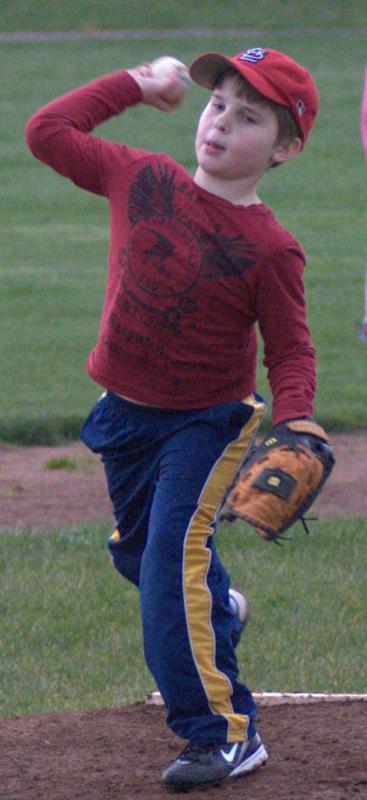 Big League Pitcher