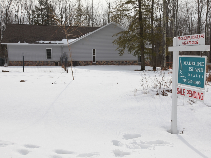 2865 North Shore Road, LaPointe, WI - Sale Pending
