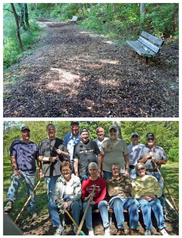 West Springfield Rotary at Hidden Pond Nature Center